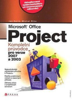 XXL obrazek Jan Kališ: Microsoft Office Project