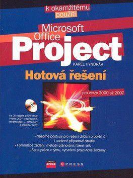 Karel Hyndrák: Microsoft Office Project cena od 312 Kč