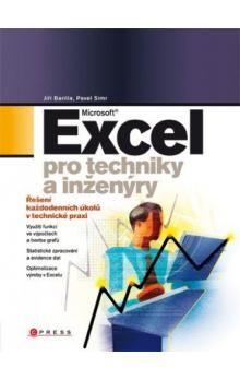 Jiří Barilla, Pavel Simr: Microsoft Excel pro techniky a inženýry cena od 283 Kč