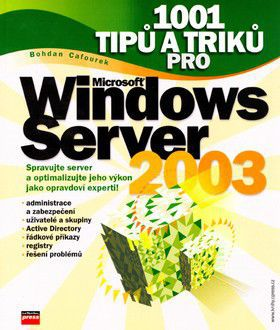 Bohdan Cafourek: Microsoft Windows Server 2003 cena od 418 Kč