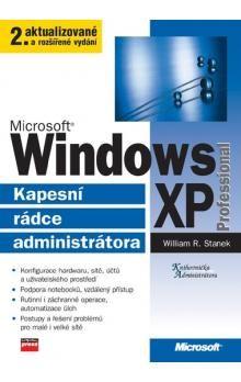 Stanek William R.: Microsoft Windows XP Professional cena od 177 Kč