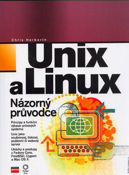 Chris Herborth: Unix a Linux - Chris Herborth cena od 0 Kč