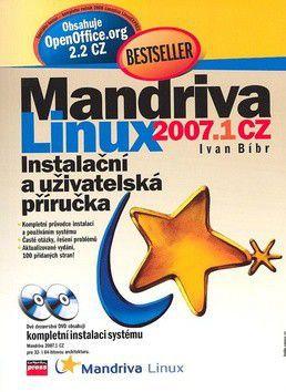 Ivan Bíbr: Mandriva Linux 2007.1 CZ cena od 359 Kč
