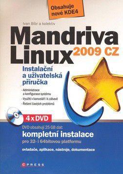 Ivan Bíbr: Mandriva Linux 2009 CZ cena od 372 Kč