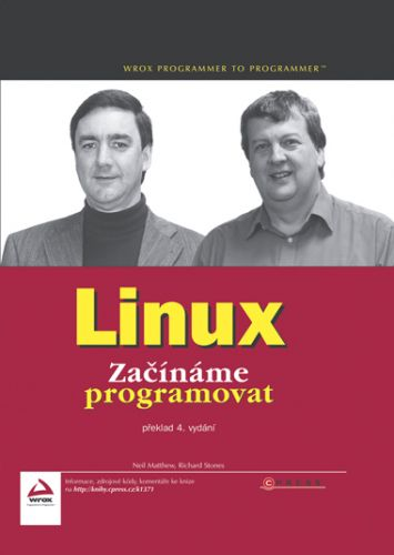 Neil Matthew, Richard Stones: Linux cena od 659 Kč