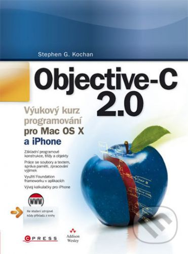Stephen G. Kochan: Objective-C 2.0 cena od 778 Kč