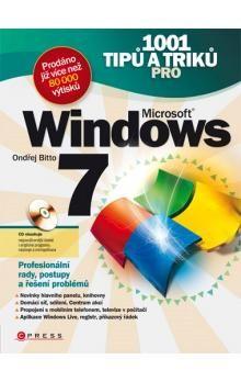 Ondřej Bitto: 1001 tipů a triků pro Microsoft Windows 7 cena od 275 Kč