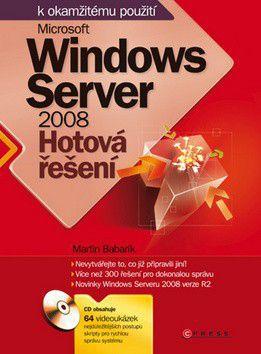 Martin Babarik: Microsoft Windows Server 2008 cena od 388 Kč