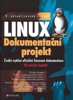 Kolektiv autorů: Linux Dokumentační projekt cena od 1557 Kč