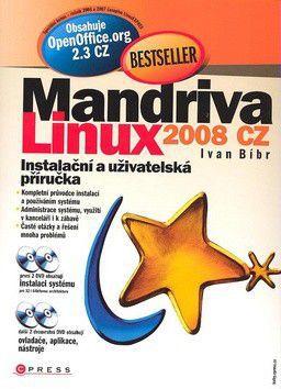 Ivan Bíbr: Mandriva Linux 2008 CZ + 4 DVD cena od 484 Kč