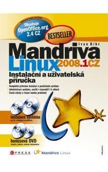 Ivan Bíbr: Mandriva Linux 2008.1 CZ + 4 DVD cena od 423 Kč