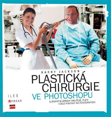 Barry Jackson: Plastická chirurgie ve Photoshopu cena od 368 Kč