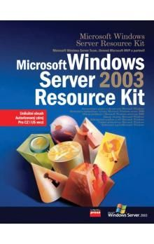 XXL obrazek Kolektiv autorů: Microsoft Windows Server 2003