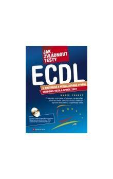 Marie Franců: Jak zvládnout testy ECDL cena od 196 Kč