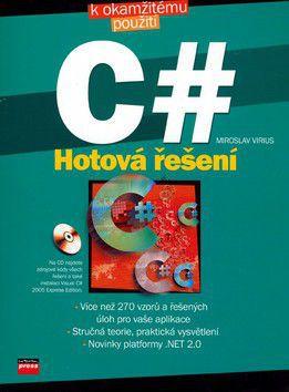 Miroslav Virius: C# Hotová řešení cena od 356 Kč