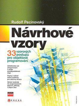Rudolf Pecinovský: Návrhové vzory cena od 0 Kč