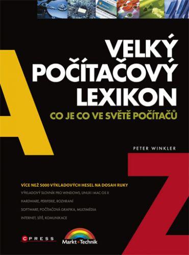 Peter Winkler: Velký počítačový lexikon cena od 469 Kč