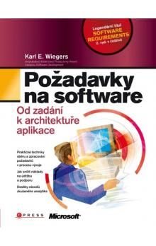 Karl Wiegers: Požadavky na software cena od 476 Kč