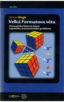 Simon Singh, Vladimír Veselý: Velká Fermatova věta cena od 195 Kč
