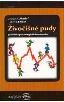 Robert J. Shiller, George A. Akerlof: Živočišné pudy cena od 280 Kč