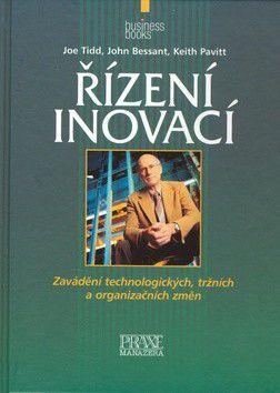Keith Pavitt: Řízení inovací cena od 316 Kč