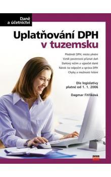 Dagmar Fitříková: Uplatňování DPH cena od 158 Kč