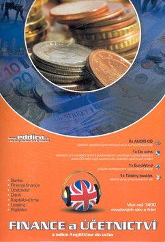 CD Finance a účetnictví Angličtina