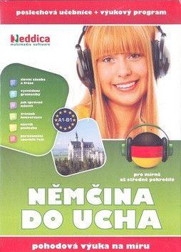 CD Nová Němčina do ucha