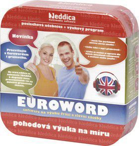 DVD Euroword Angličtina