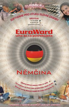 CD EuroWord Němčina