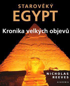 Nicholas Reeves: Starověký Egypt cena od 684 Kč