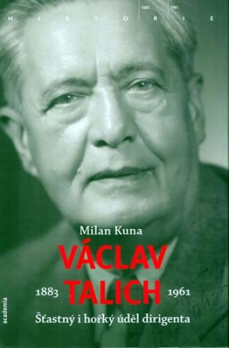 Milan Kuna: Václav Talich cena od 373 Kč