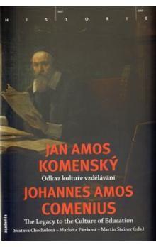 Martin Steiner, Svatava Chocholová, Markéta Pánková: Jan Amos Komenský cena od 363 Kč