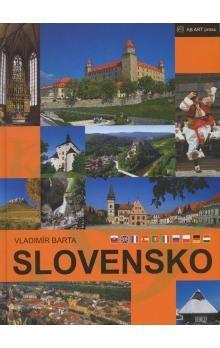Vladimír Bárta ml.: Slovensko cena od 172 Kč