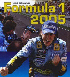 Mário Gešvantner: Formula 1 2005 cena od 64 Kč