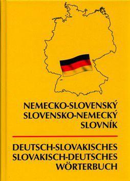 Eleonóra Kovácsová: Nemecko-slovenský, slovensko-nemecky slovník cena od 287 Kč