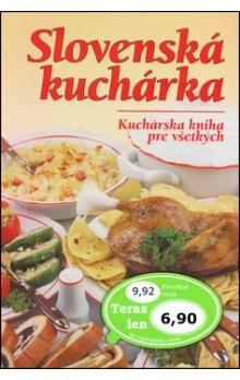 Mária Szemesová: Slovenská kuchárka cena od 190 Kč