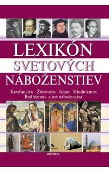Lexikón svetových náboženstiev cena od 376 Kč