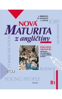 Nová maturita z angličtiny + 2CD - Kolektív autorov cena od 257 Kč