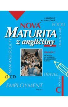Jana Bérešová, Marta Hosszúová: Nová maturita z angličtiny Úroveň C cena od 262 Kč