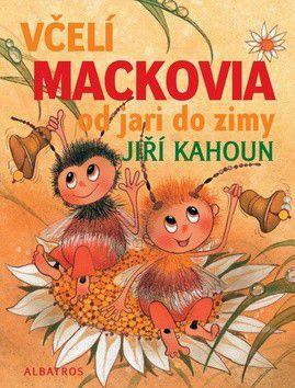 Jiří Kahoun: Včelí mackovia od jari do zimy cena od 87 Kč