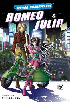 Romeo a Júlia Komiks cena od 87 Kč