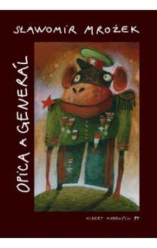 Sławomir Mrożek: Opica a generál cena od 168 Kč
