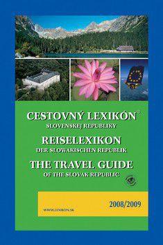 Cestovný lexikón Slovenskej republiky 2008/2009 cena od 327 Kč
