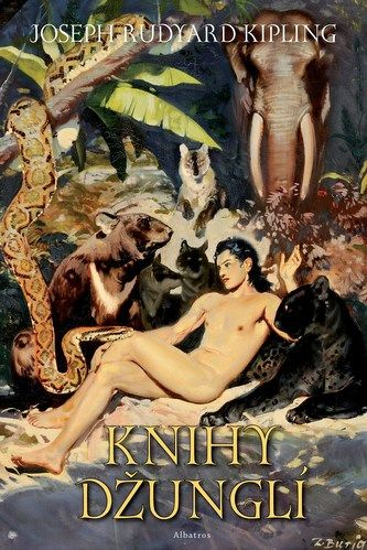 Joseph Rudyard Kipling, Zdeněk Burian: Knihy džunglí cena od 257 Kč