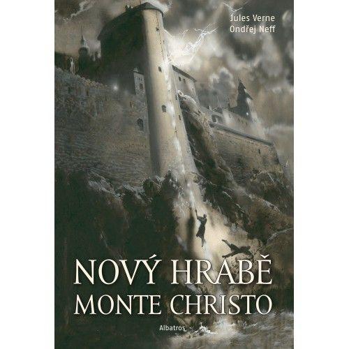 Zdeněk Burian, Ondřej Neff, Jules Verne: Nový hrabě Monte Christo cena od 134 Kč