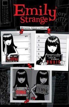 Rob Reger, Buzz Parker: Emily Strange - Ztracená, temná a znuděná cena od 68 Kč