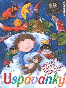 Václav Bárta: Uspávanky + CD cena od 199 Kč