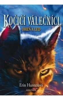 XXL obrazek Erin Hunter: Oheň a led