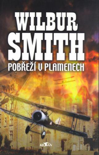 Wilbur Smith: Pobřeží v plamenech cena od 263 Kč